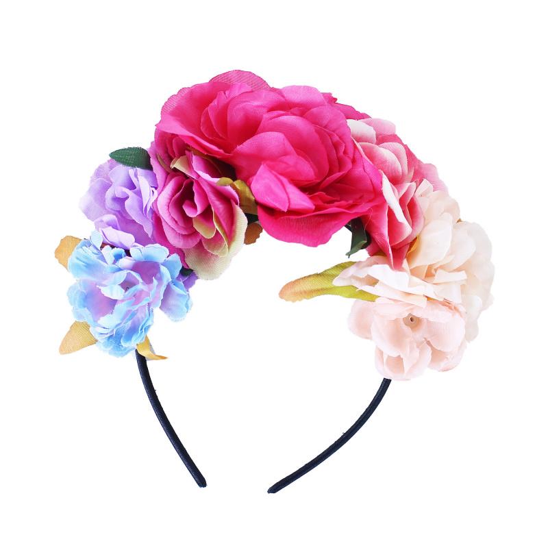 Čelenka květina hawaii