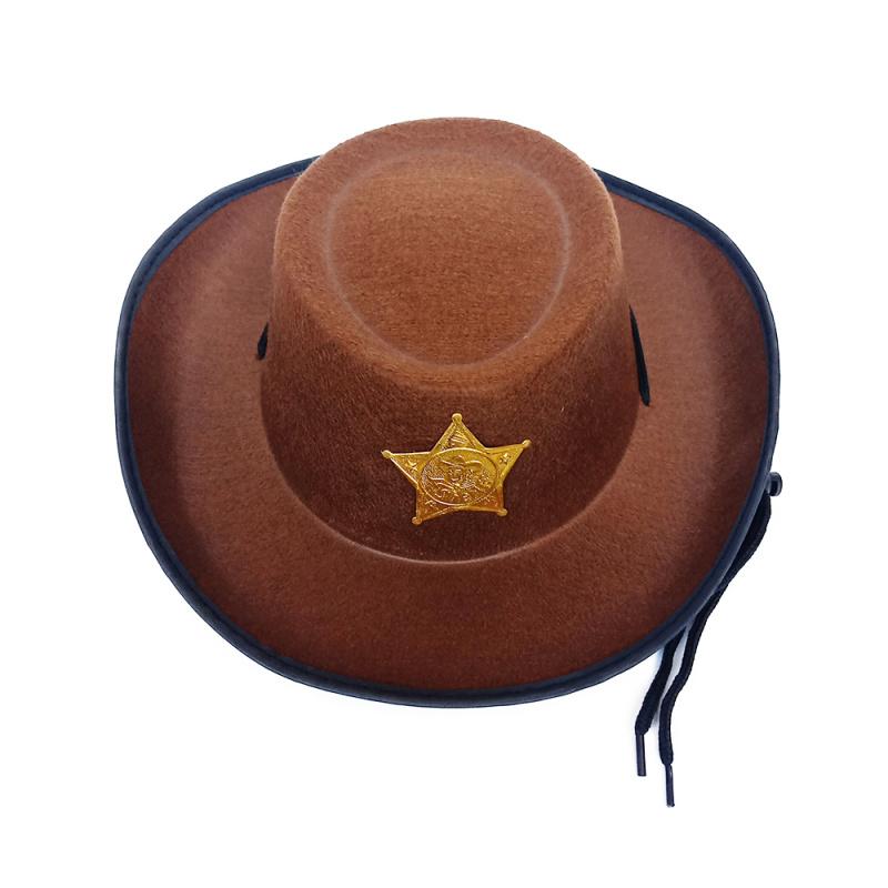 Kowbojski kapelusz dziecięcy