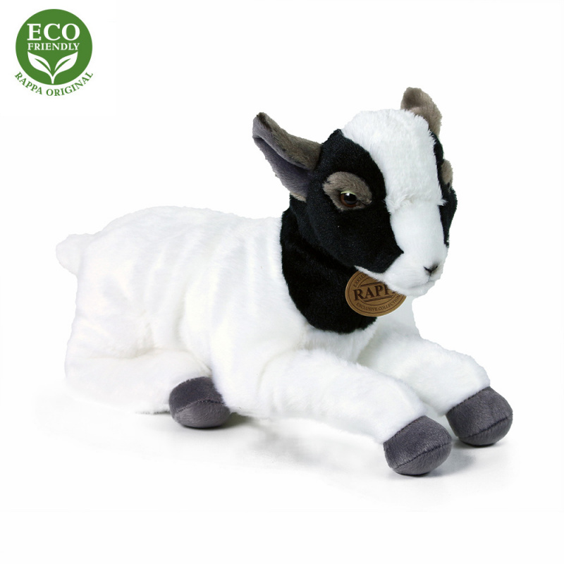 Plyšová koza 30 cm ECO-FRIENDLY