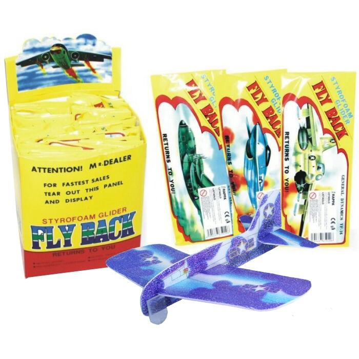 letadlo házecí polystyrénové