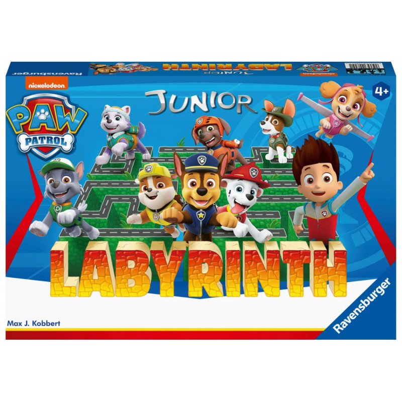 Labyrinth Junior Tlapková patrola