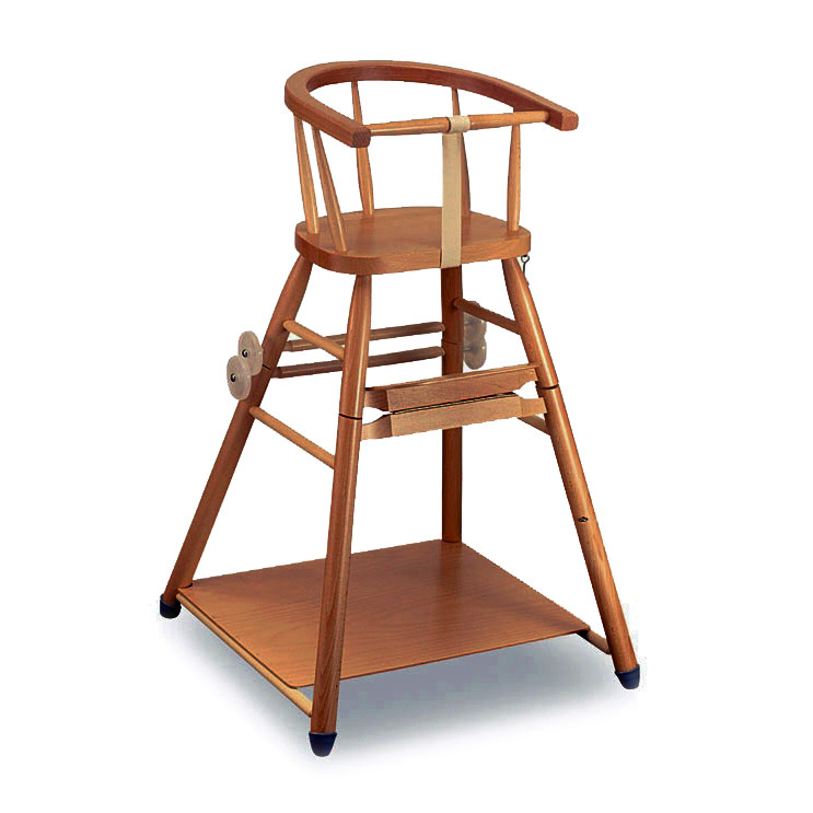 Jídelní židlička Sandra rozkládací B7