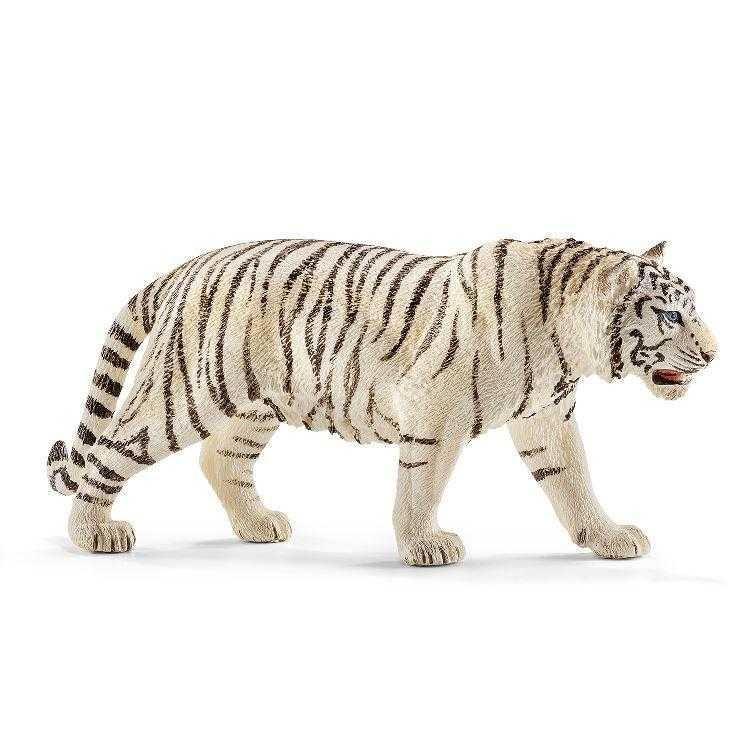 Zvířátka Schleich - tygr bílý