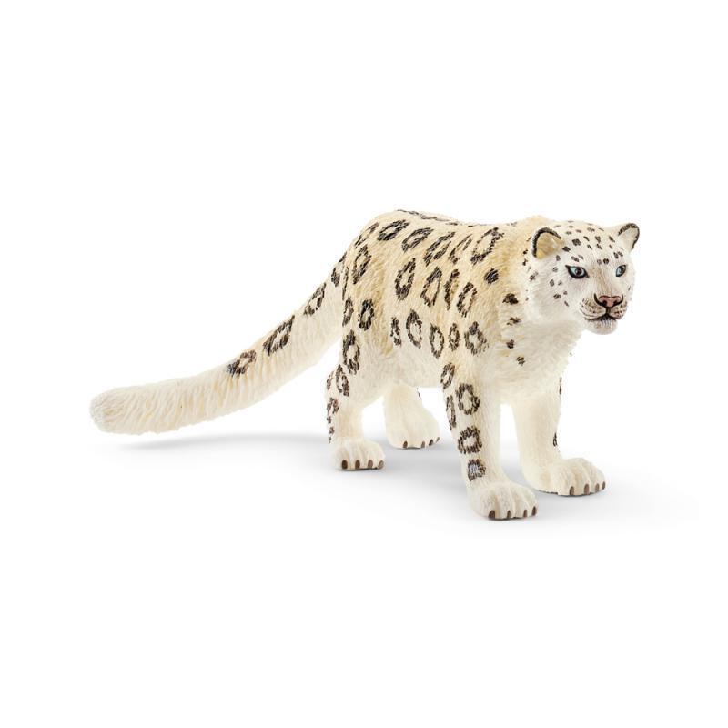 Zvieratko - leopard snežný