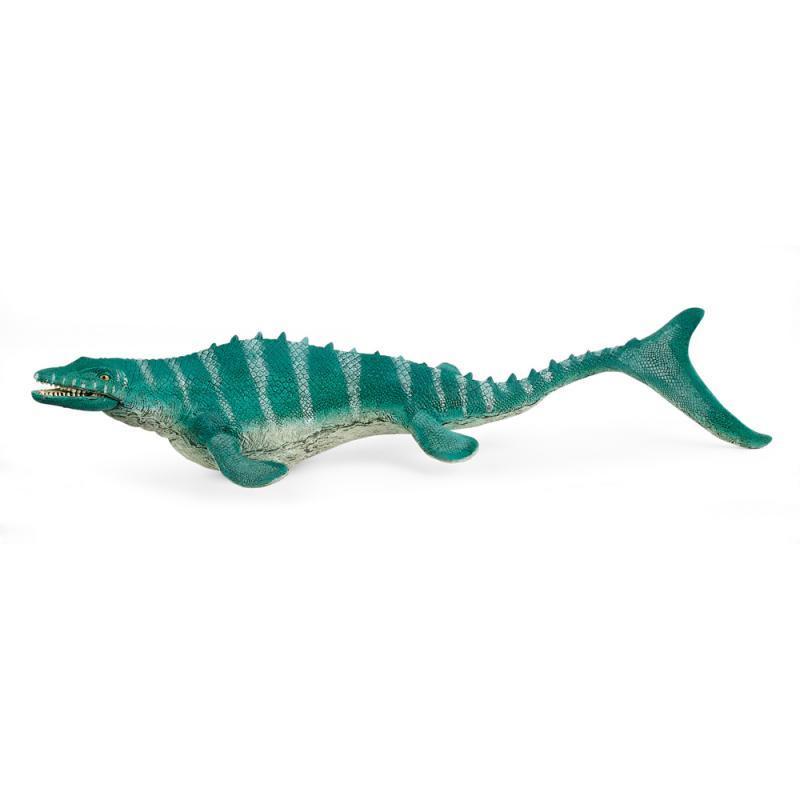 Prehistorické zvířátko - Mosasaurus s pohyblivou čelistí