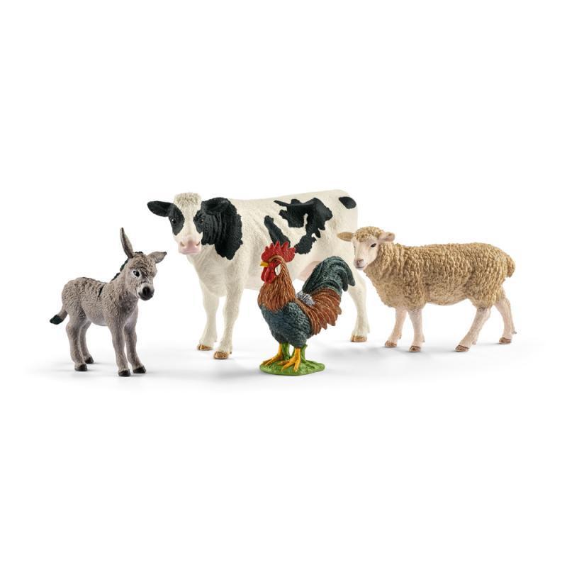 Set domácí zvířátka