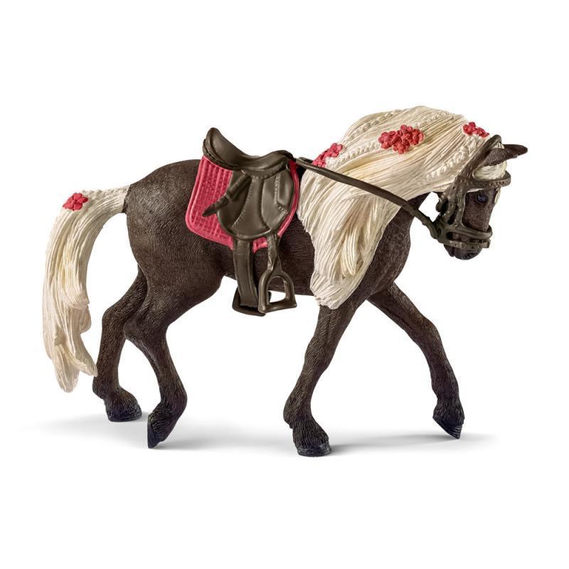 Klisna Rocky Mountain - koňská šou