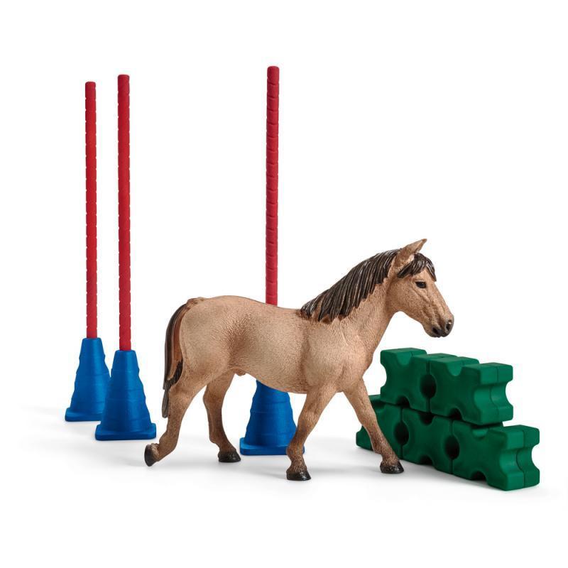 Slalom pro poníky