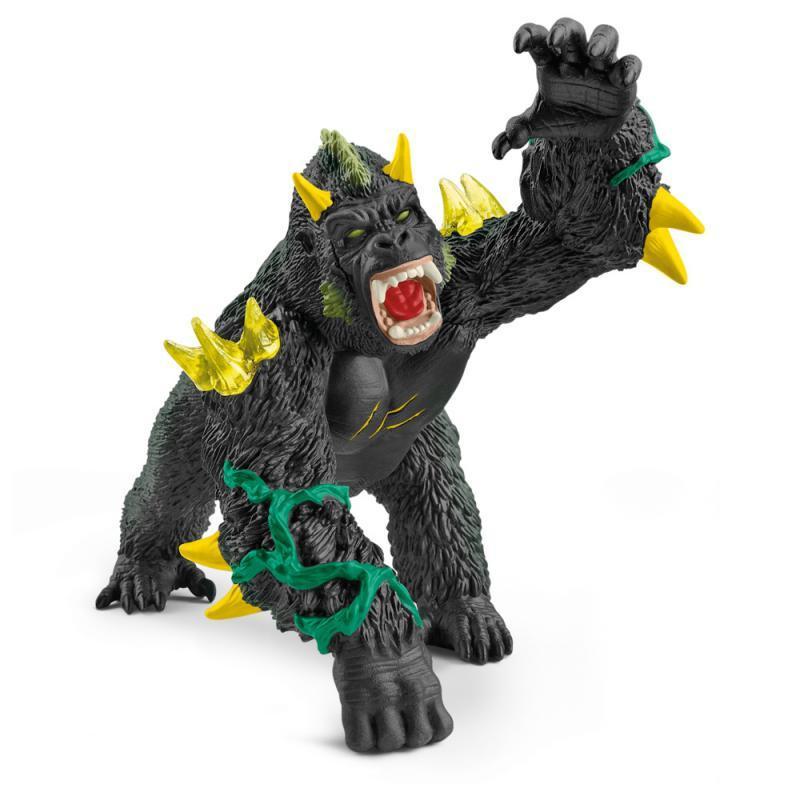 Gorila obrie príšera