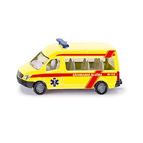 SIKU česká verze - ambulance pohotovost