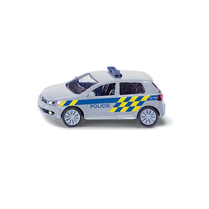 SIKU česká verze - policie osobní auto