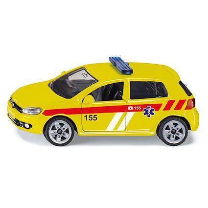 SIKU česká verze - ambulance osobní auto