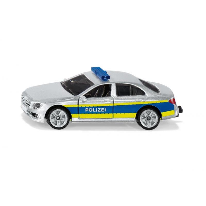 SIKU Blister -  Policja Mercedes Benz E klasa