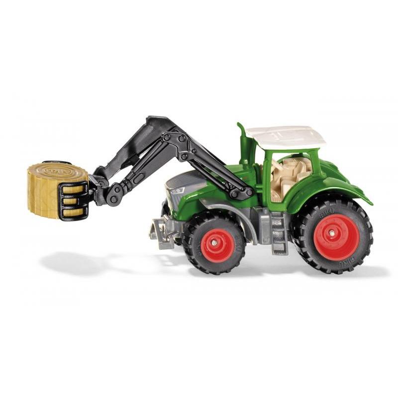 Siku Blister - traktor Fendt s uchopovacie balíkov