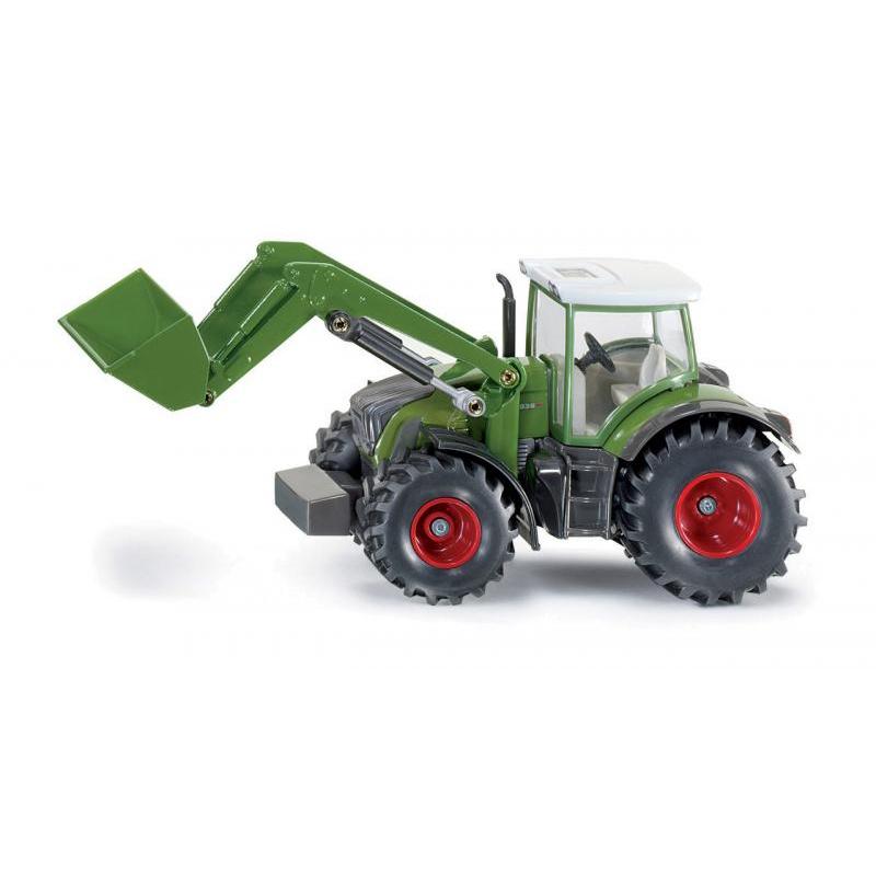 SIKU Farmer - traktor Fendt s předním nakladačem, 1:50