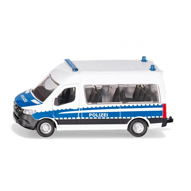 SIKU Super - německá policie Mercedes-Benz Sprinter