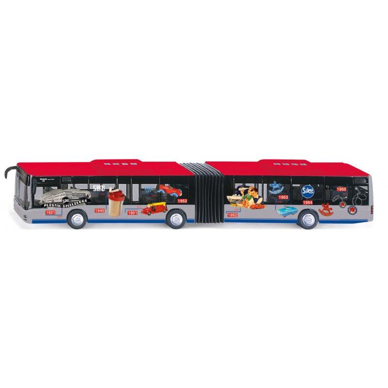 Limitovaná edice 100 let Sieper - kloubový autobus 1:50