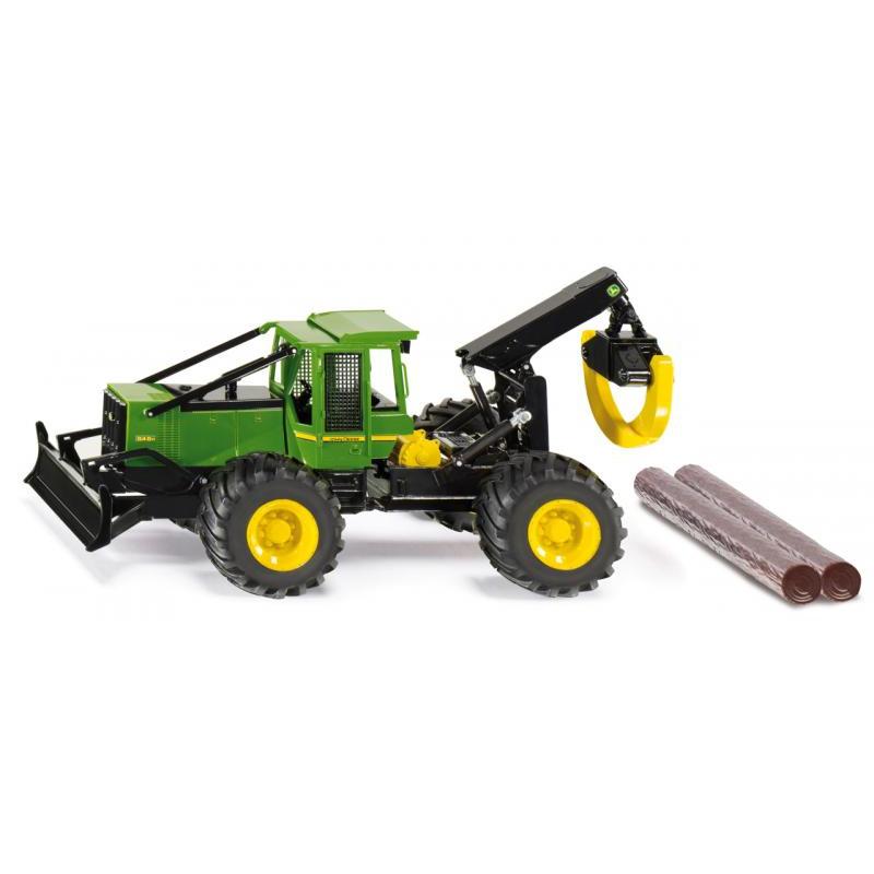 SIKU Farmer - Zemědělský lesnický terénní traktor, 1:32