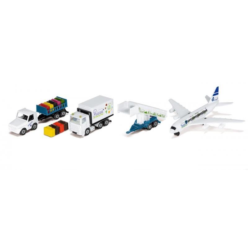 Siku Super - letištní odbavovací set