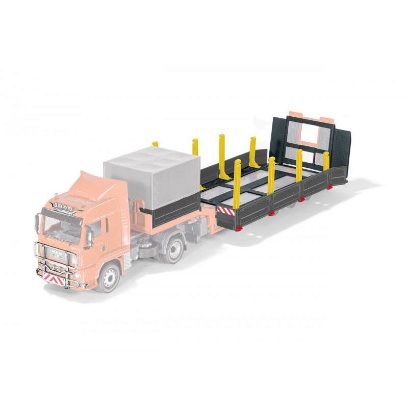 SIKU Control - platforma k SIKU Control pro dlouhý náklad