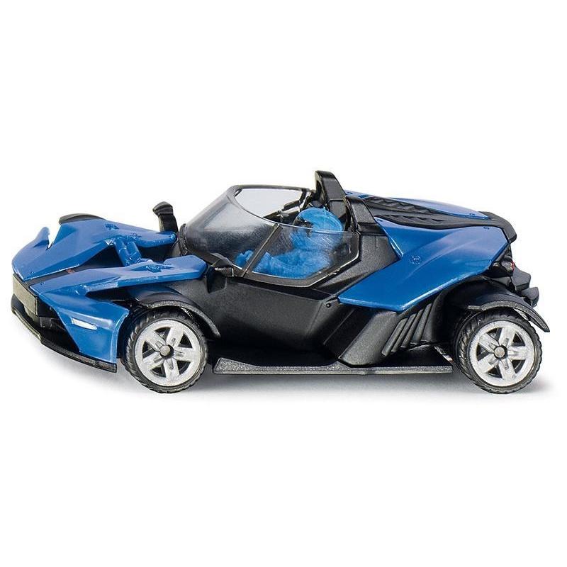Kovový model auta - SIKU Blister - KTM X-BOW GT