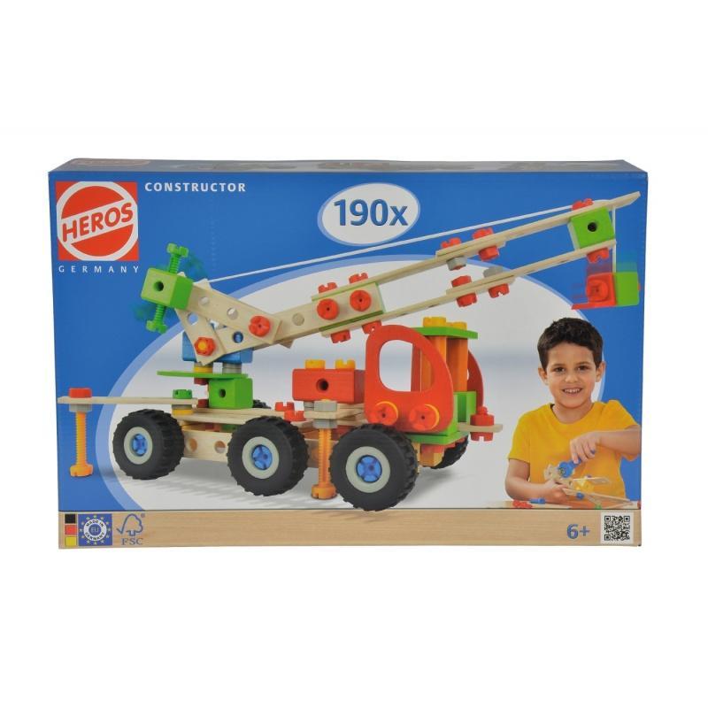 HEROS Constructor 190 dielov