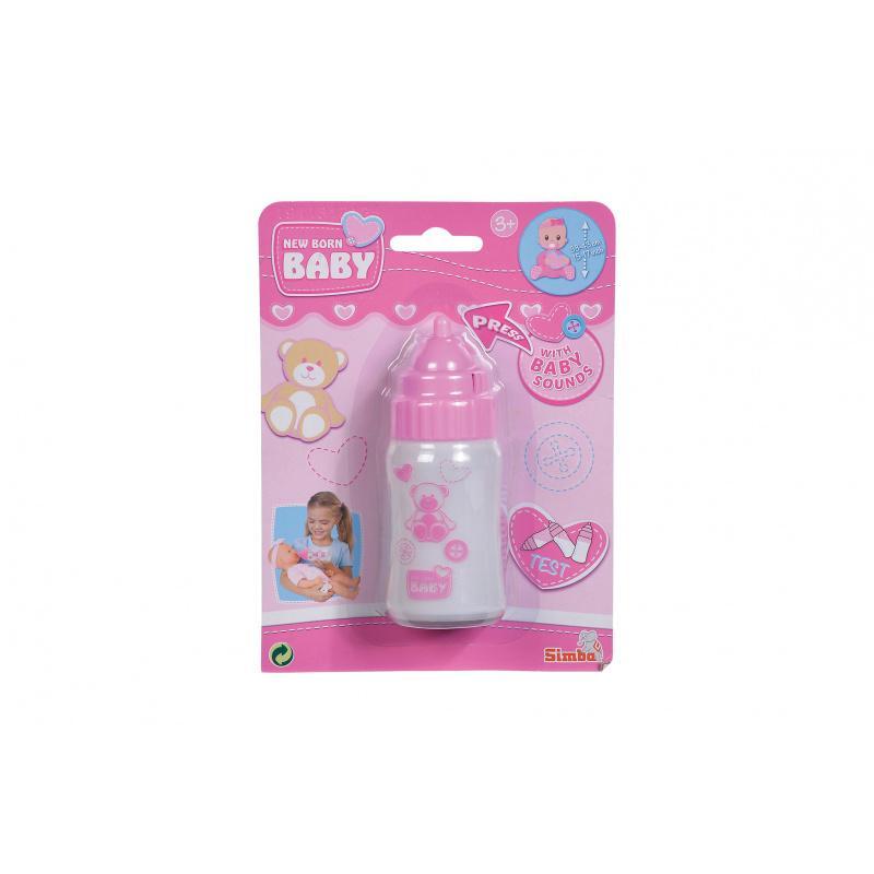 New Born Baby Magická fľaštička so zvukom