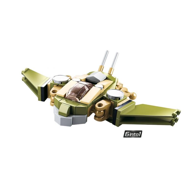 Sluban Builder M38-B0636 King of Land Force 1ks  číslo 1