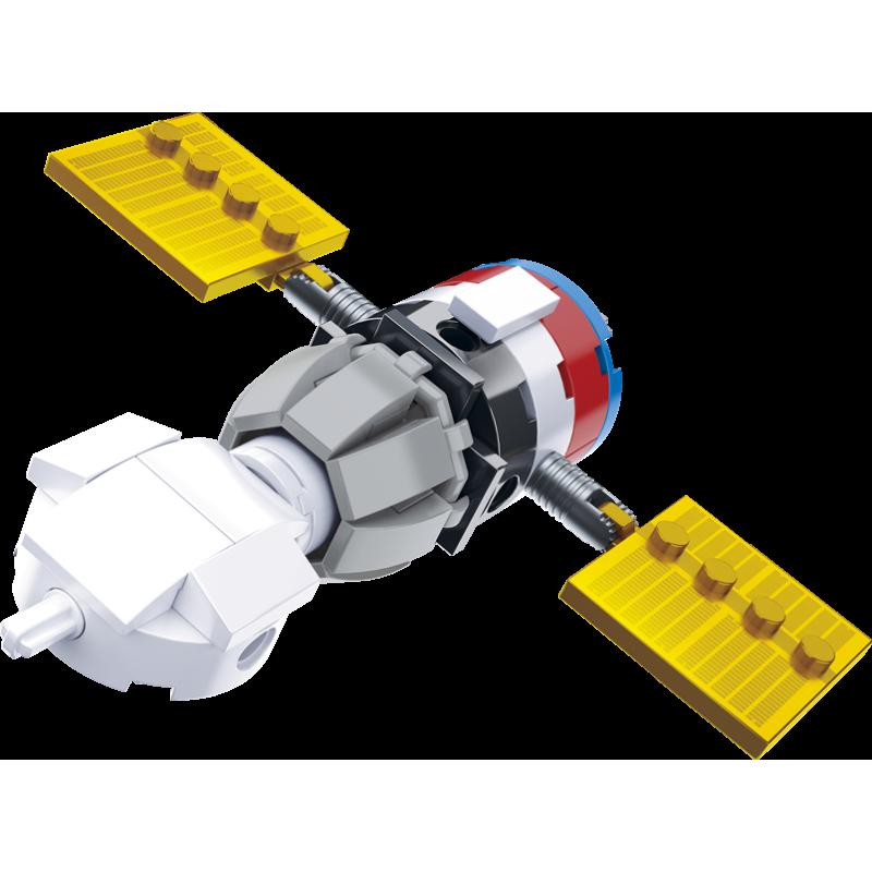 Sluban Space M38-B0731G Satellit H