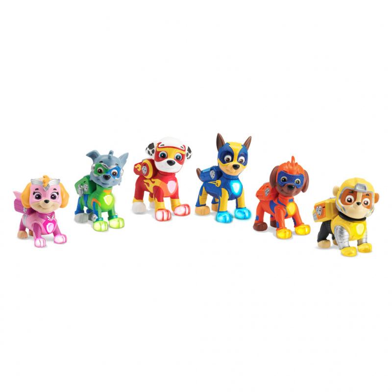 Figurky superhrdinů Tlapková patrola
