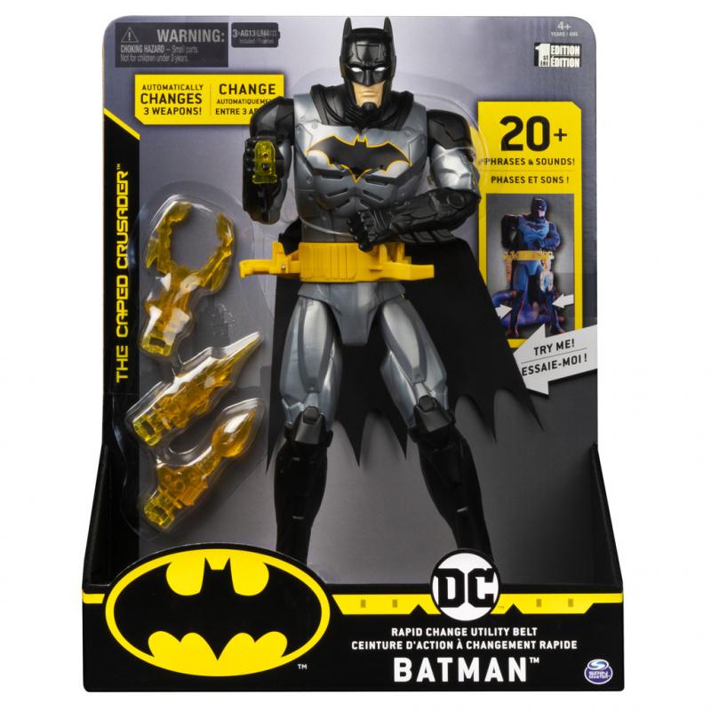 Batman s efektmi a akčným pásikom 30 cm