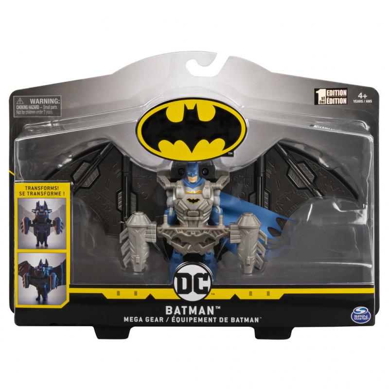 Batman figurky hrdinů s akčním doplňkem