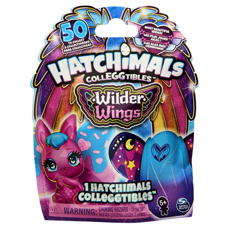 Hatchimals samostatná zvířátka s křídly s9