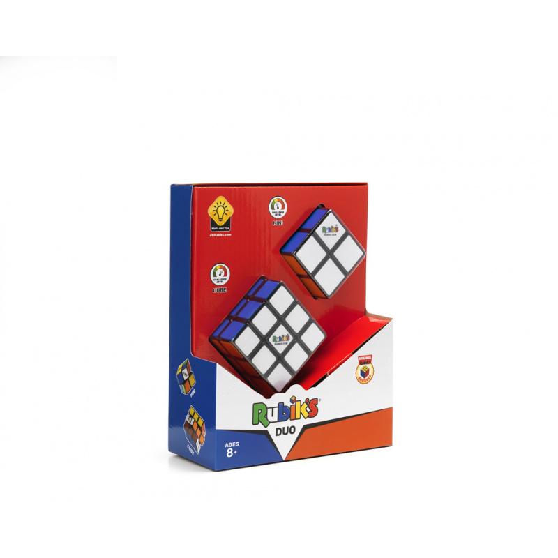 Rubikova kocka sada duo 3x3 + 2x2
