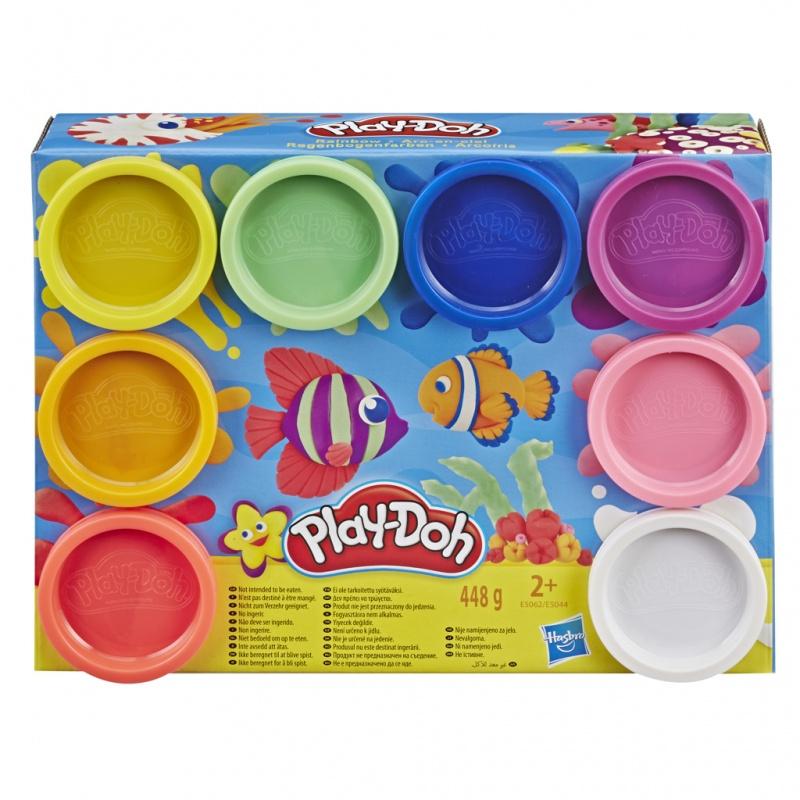 Play Doh Balení 8 ks kelímků