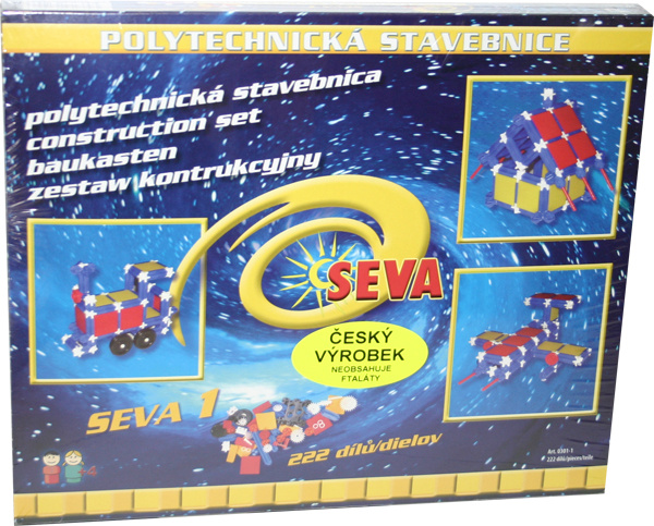 Stavebnica SEVA 1