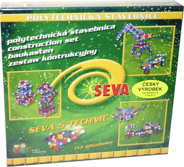 Stavebnica SEVA 5 Technik