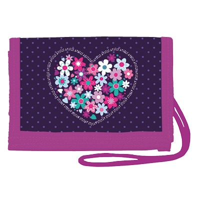 Peňaženka na krk Magic Heart