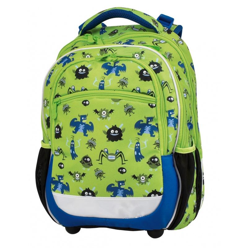 Školní batoh Monsters