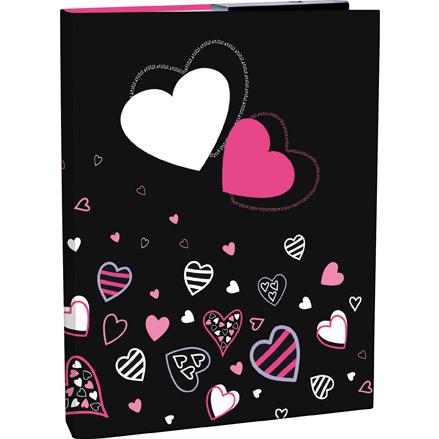 Pudełko na zeszyty A4 Lovely