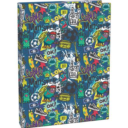 Pudełko na zeszyty A5 Comics