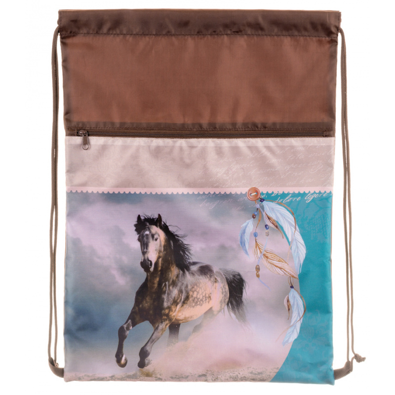 Vrecko na cvičky Wild Horse