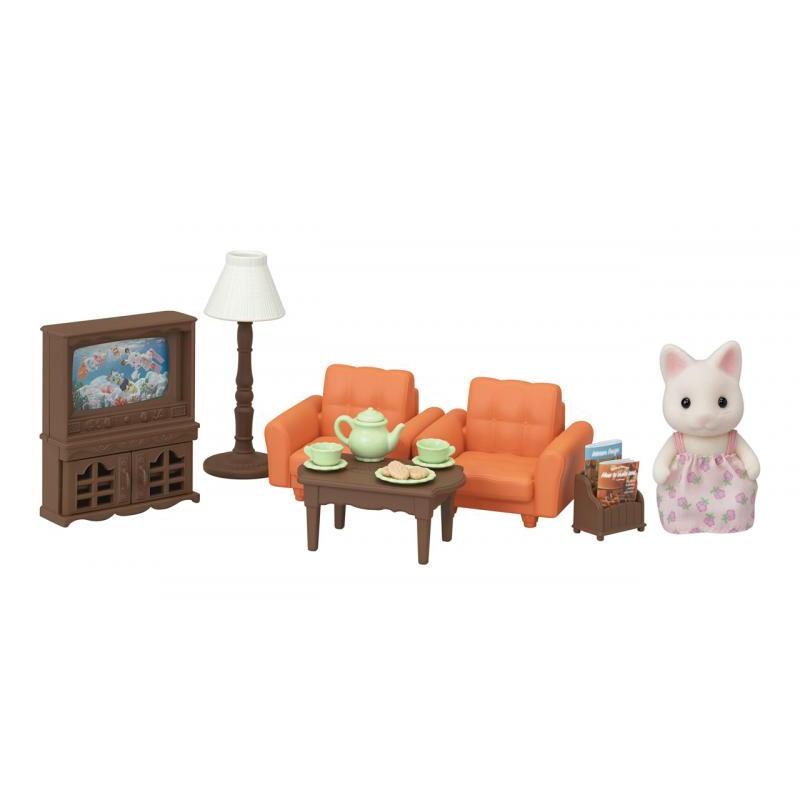 Nábytek - obývací pokoj