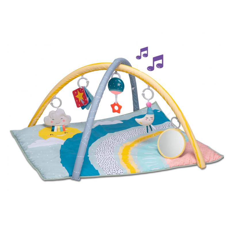 Hracia deka s hrazdou Mesiačik