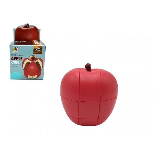 Puzzle plastikowe jabłko w pudełku