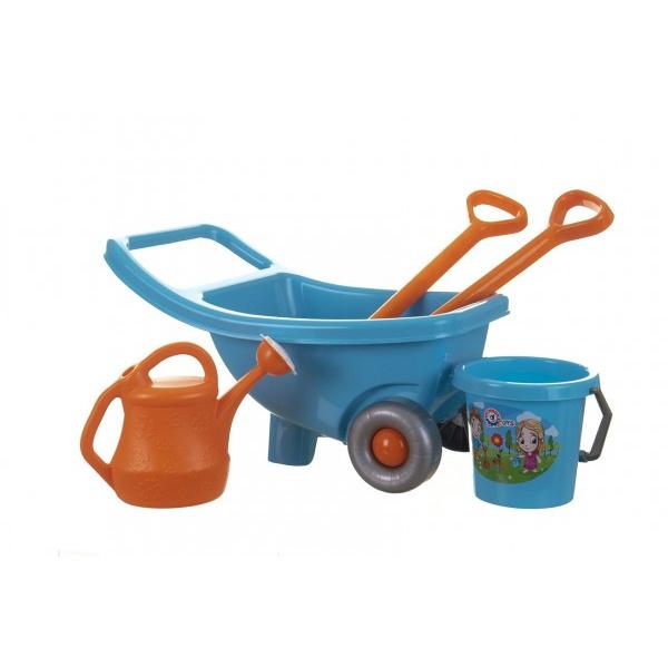 Vozík / kolečko s doplňky plastové