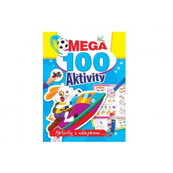Mega aktivity 100 Zajíc CZ verze