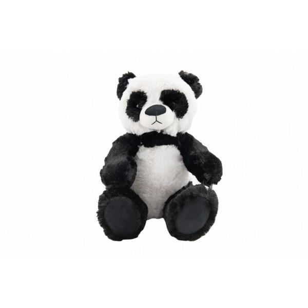 Pluszowy miś panda / miś 33 cm w torbie 0+