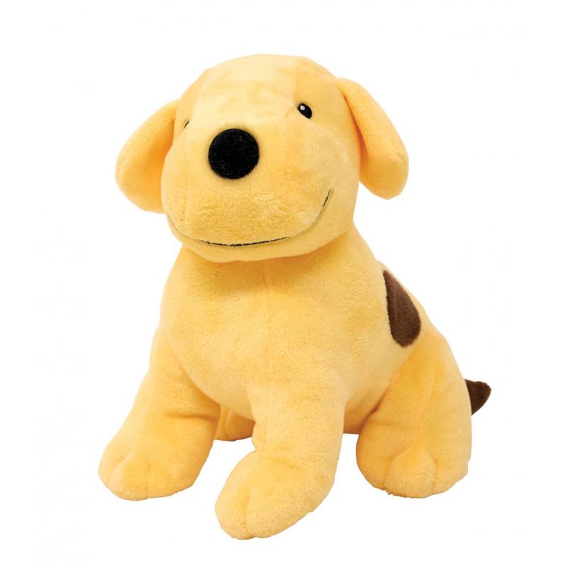 Rainbow Pluszowy pies