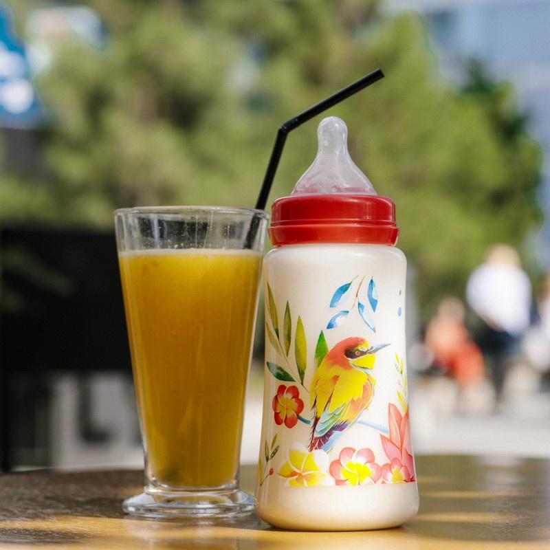 Butelka dla niemowląt Tommy Lise 250 ml Blooming Day